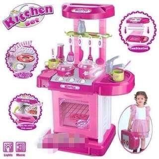 Kids Toys Kitchen Set