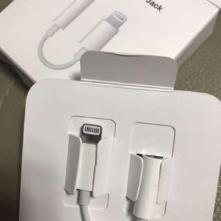 Apple - Headphone Jack Adapter