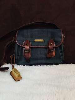 Authentic Ralph Lauren Messenger Bag