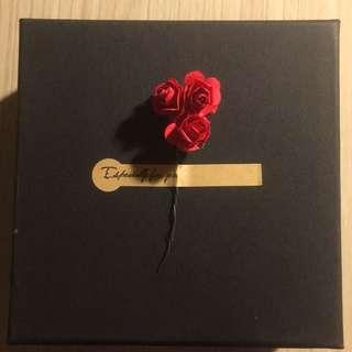 彩虹結晶/命運石頸鏈 項鏈 神秘禮盒