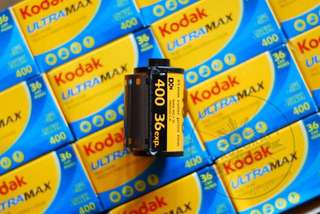 Expired film: Kodak Ultramax 36shots
