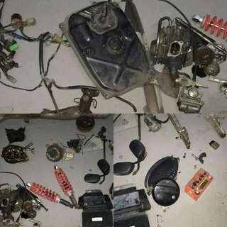 Honda wave 125 parts for sale!( Scrap & De-kitting )