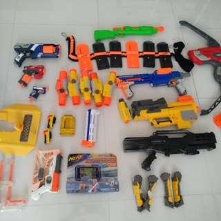 Nerf Guns clearance
