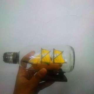 D01 Pajangan botol