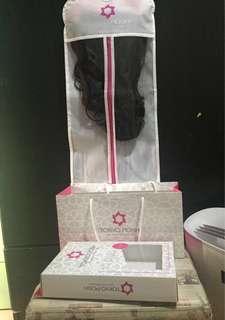 Tokyo posh blair hair clip extension