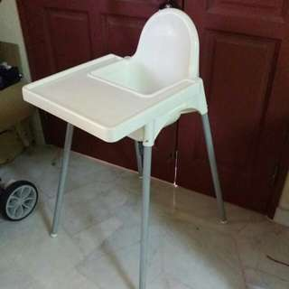 Baby High Chair IKEA
