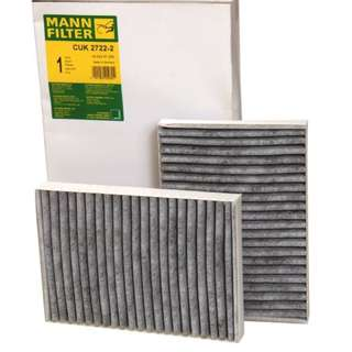 MANN Cabin Air Filter CUK2722-2 Mercedes Benz 2218300318