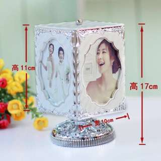 Five-Inch Photo Frame Musical Box