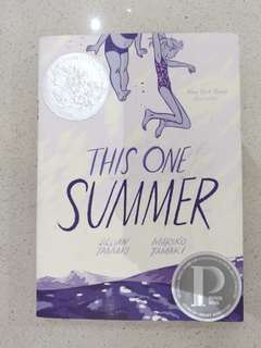 THIS ONE SUMMER (Young Adult)