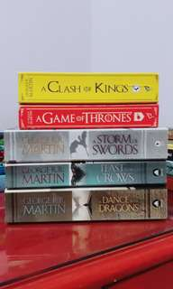 Paket Game of Thrones