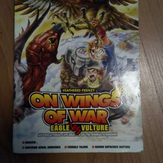 X-Venture Wings of War