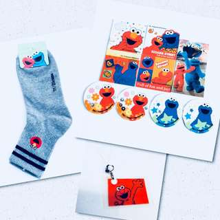 BN Sesame Elmo Bundle