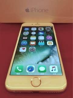iPhone 6 銀色 128gb  fullset 新舊如圖操作正常。交收只限懂中文的買家。發問請寫中問。