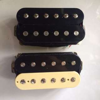 CHEAP SUNDAY! Sellin Pair of Humbuckers
