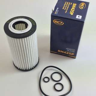 Mercedes Oil Filter SCT Germany W202 W203 W204 W210 W211 W212 W163