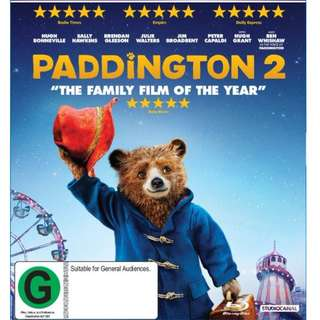 Paddington 2 - Movie - 2017 - 1080p Resolution - Bluray Quality