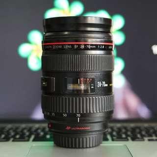 Canon EF 24-70 2.8L USM