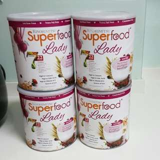 Kinohimitsu Superfood Lady