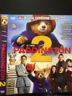 Dvd English movie, Paddington 2