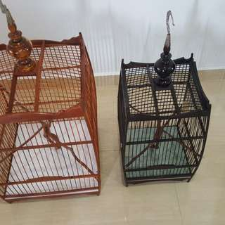 2 square cage(offer)
