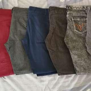 Pants office attire