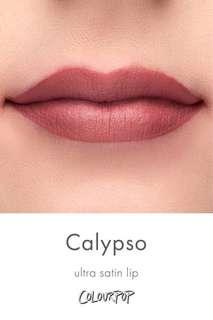 Colourpop Ultra satin lip calypso