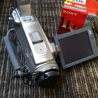 SONY-DV-數位攝影機