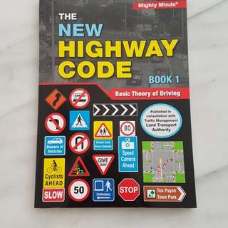 New Highway Code Book 1