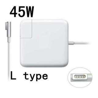 45W, 45W MS2, 60W, 60W MS2, 85W, 85W MS2 MacBook Air & MacBook Pro Adapters