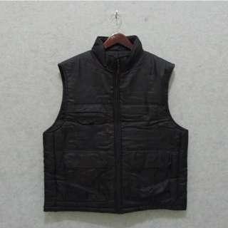 LONELY WOLF Down Vest Size L
