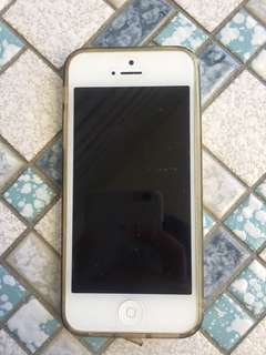 Previously owned good condition iPhone 4