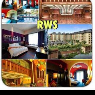 RWS April 2018 Staycation