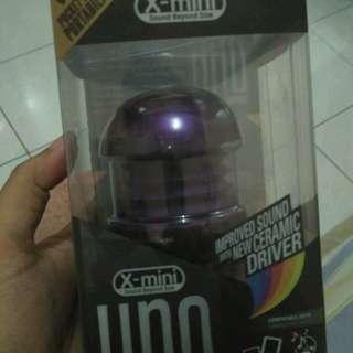 Mini speaker capsule