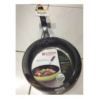 Lock & Lock Ecook deco frying pan 24cm