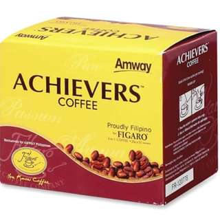 Achievers coffee