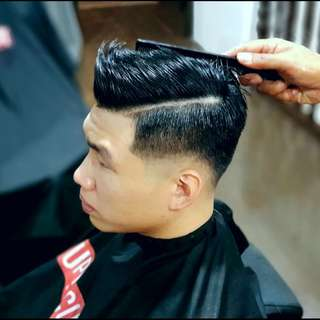 Home call barber