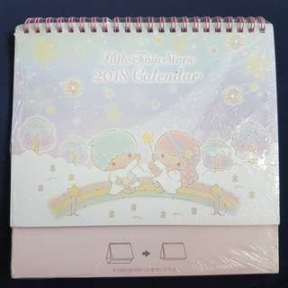 Little Twin Stars Calendar