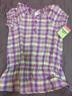 OshKosh B'gosh girl blouse (Brand New)