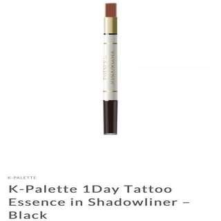 Brand New Auth K-Palette 1Day Tattoo Essence