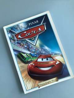 Disney . Pixar - CARS graphic novel