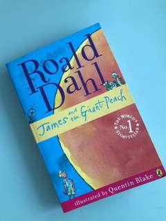 Roald Dahl - James & The Giant Peach
