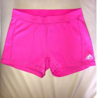 Adidas Techfit - Hot Pink - M - Bike Pants (Booty Shorts)