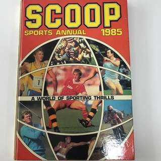 Scoop Sports Annual