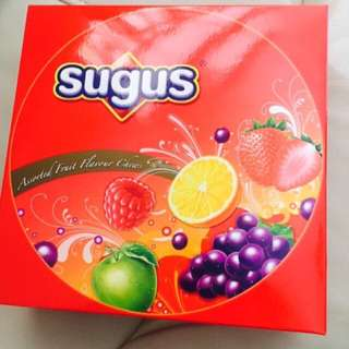 Sugus 瑞士糖 Packaged Snacks