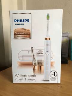 Philips Sonicare Diamond Clean (Rose Gold)