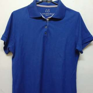 Ladies polo basic