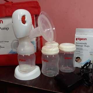 Portable Electric Single Breast Pump