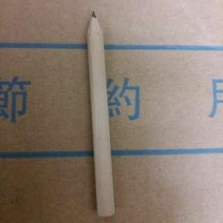 迷你鉛筆 mini pencil 。1枝1蚊。10枝起