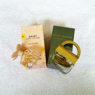Authentic Marc Jacobs Daisy and Divine Decadence