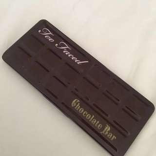 Too Faced Original Chocolate Bar Palette